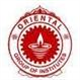 ORIENTAL INSTITUTE OF MANAGEMENT Logo
