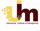UTTARANCHAL INSTITUTE OF MANAGEMENT Logo