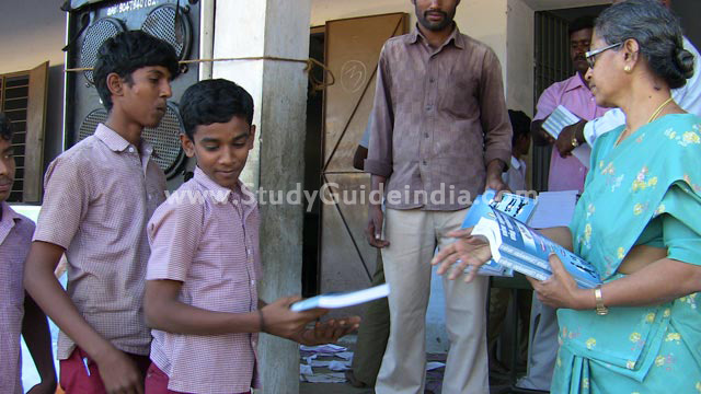 Free Career Guidance Programme & Book Distribution in association Future India Trust.